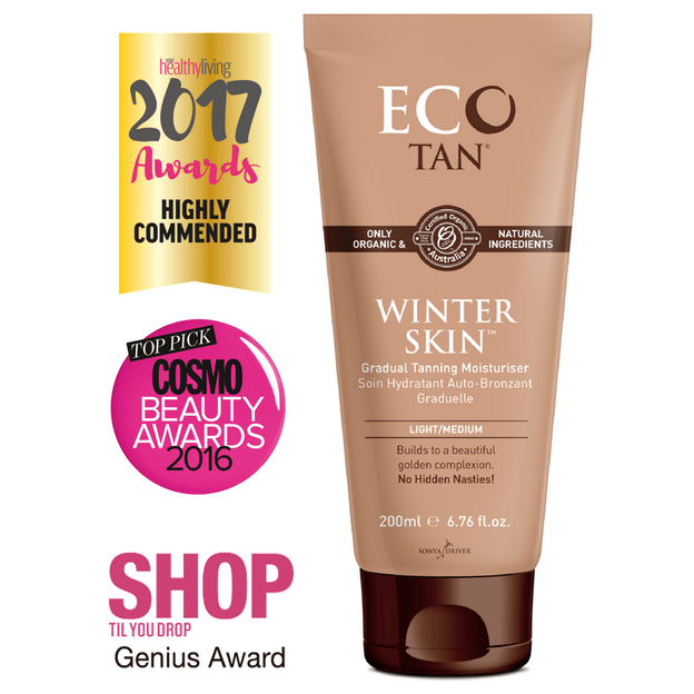 Winter Skin® Best tanning lotion, Self tanning lotions