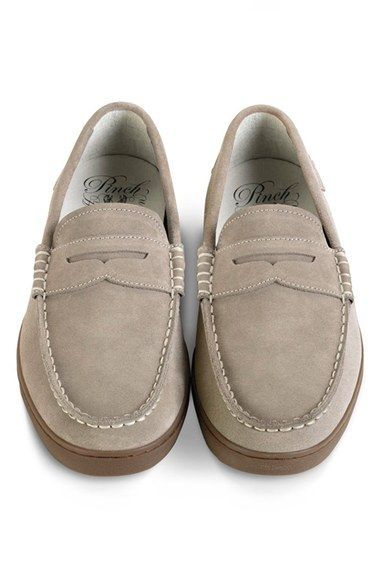 Cole Haan 'Pinch' Suede Penny Loafer