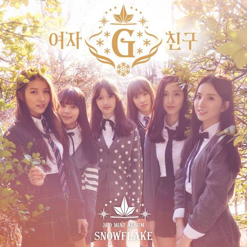 Download [Mini Album] GFRIEND – 3rd Mini Album 'SNOWFLAKE' (MP3 +