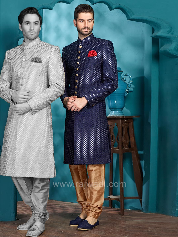 Wedding Indo Western Sherwani | Sherwani | Pinterest | Sherwani