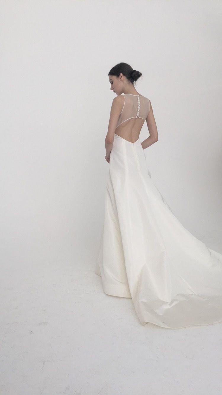 02b476feb29e Amsale - Keaton @ Town & Country Bridal Boutique - St. Louis, MO -  www.townandcountrybride.com