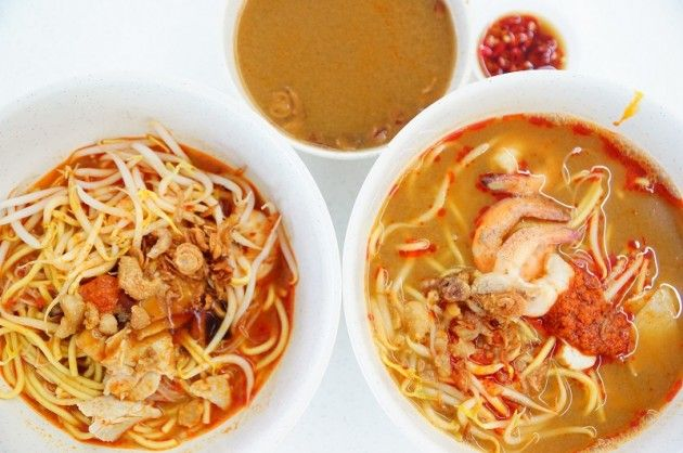 Penang Kia Prawn Mee here. |  Address: Blk 205D Compassvale Lane #01-02, Singapore 544205 Telephone: 8139 5446  Opening Hours: 10am – 9pm daily, Closed on Mondays