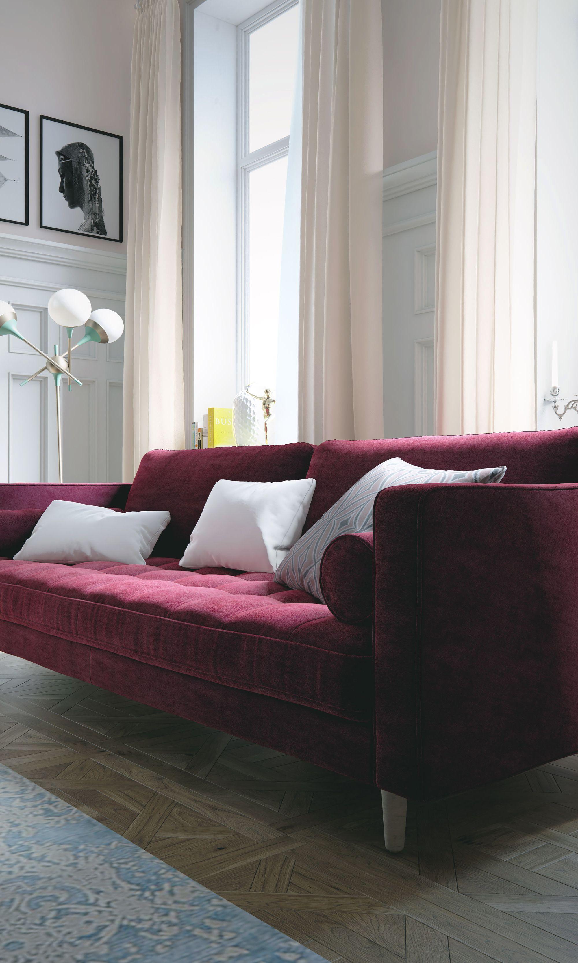 Divano Rosso E Grigio 5 mistakes to avoid when buying a sofa (con immagini