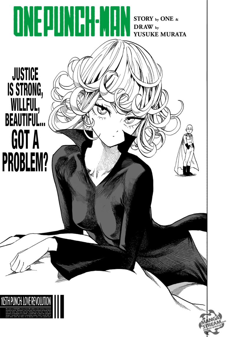 Tatsumaki Tumblr One Punch Man Manga One Punch Man Funny One Punch Man Anime