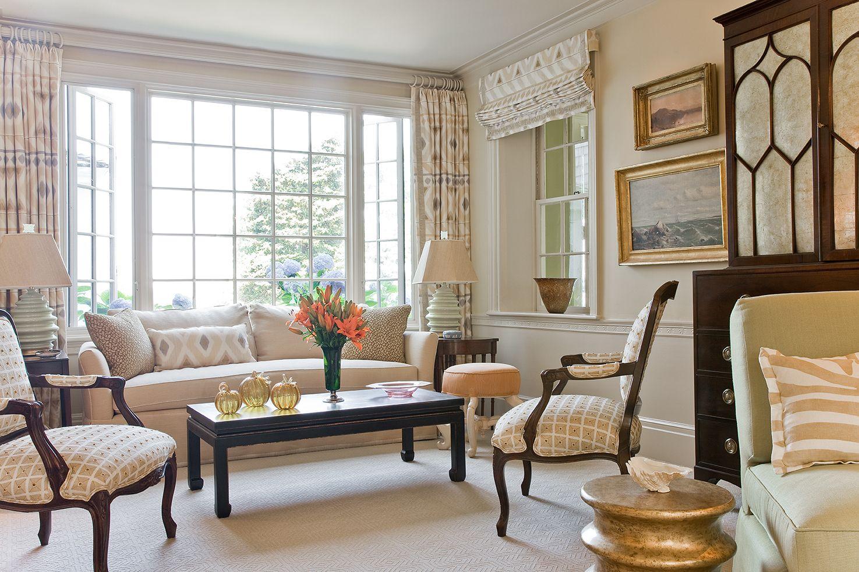 Pleasing Living Room The New Classic Boston Interior Design Short Links Chair Design For Home Short Linksinfo