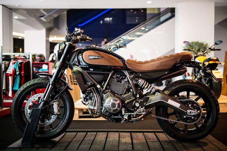 Ducati Monster Tank Panels