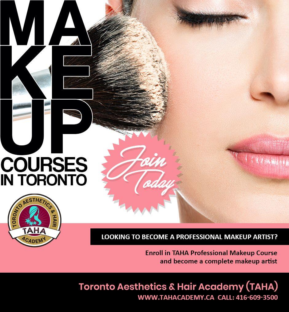 Makeup courses Toronto Makeup course, Makeup lessons