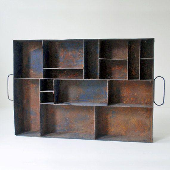Vintage+Rusty+GE+Iron+Repair+Kit+Metal+Drawer+by+RattyAndCatty,+$80.00