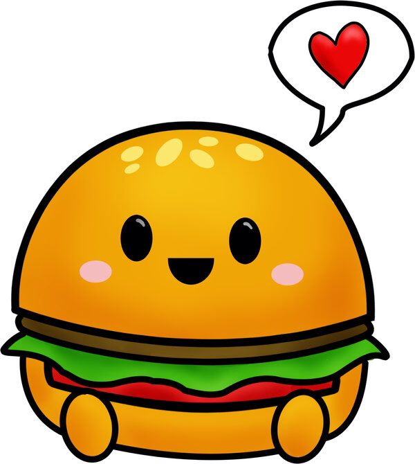 Hamburger cutie | Anything | Pinterest | Hamburgers ...