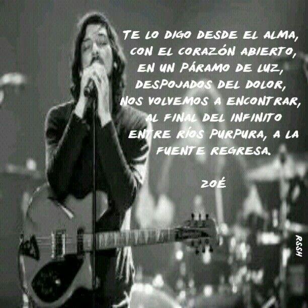 #Zoé #Arrullodeestrellas