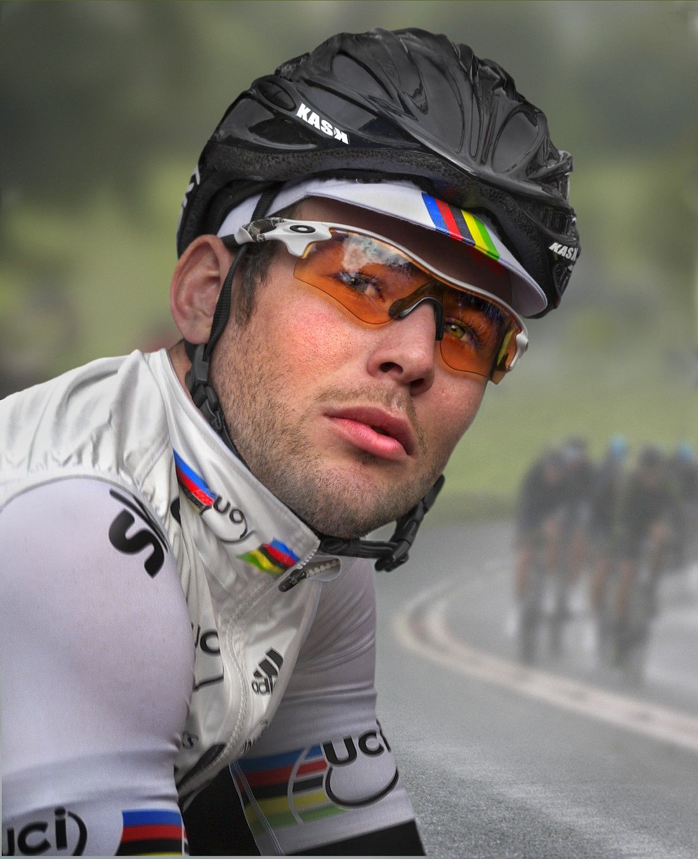 Mark Cavendish, world champion