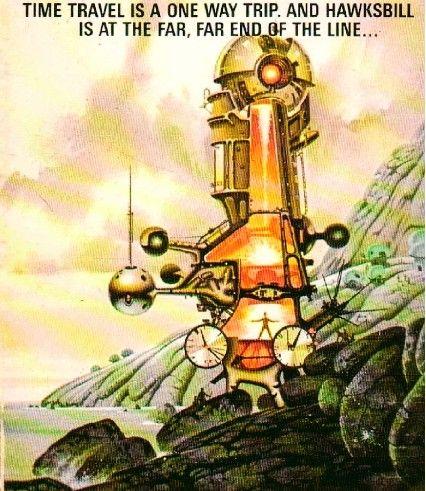 Hawksbill Station- detail | Science fiction art, Early science, Sci fi art