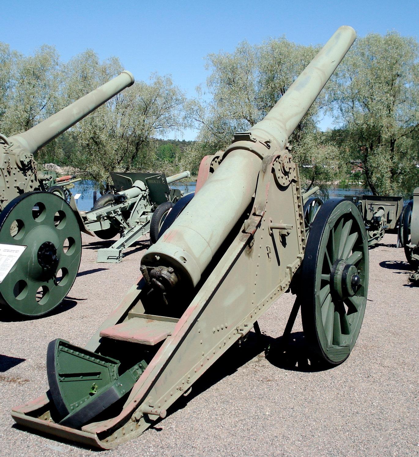 пушки первой мировой картинки претендую