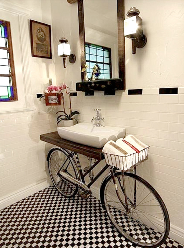 Great 27 Clever And Unconventional Bathroom Decorating Ideas Design Inspirations