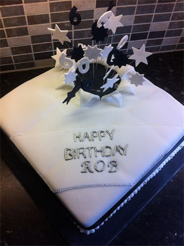 Candy Stripe Cake Box Birthday cakes My work cakes Pinterest