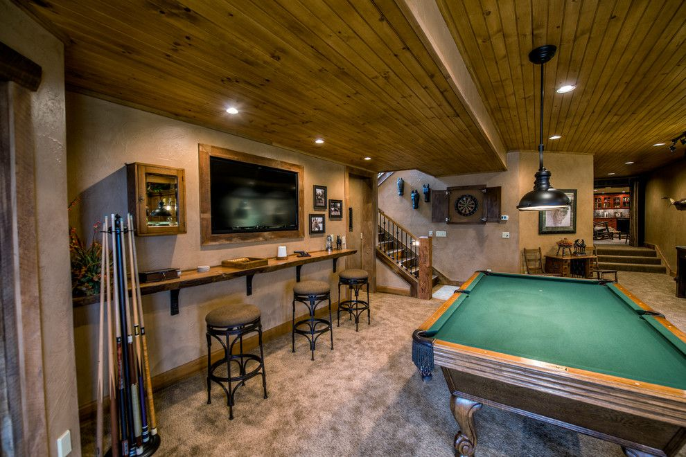 shocking dart board decorating ideas for killer basement rustic