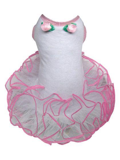 Ballerina Pet Tutu Skirt by Hip Doggie at Gilt