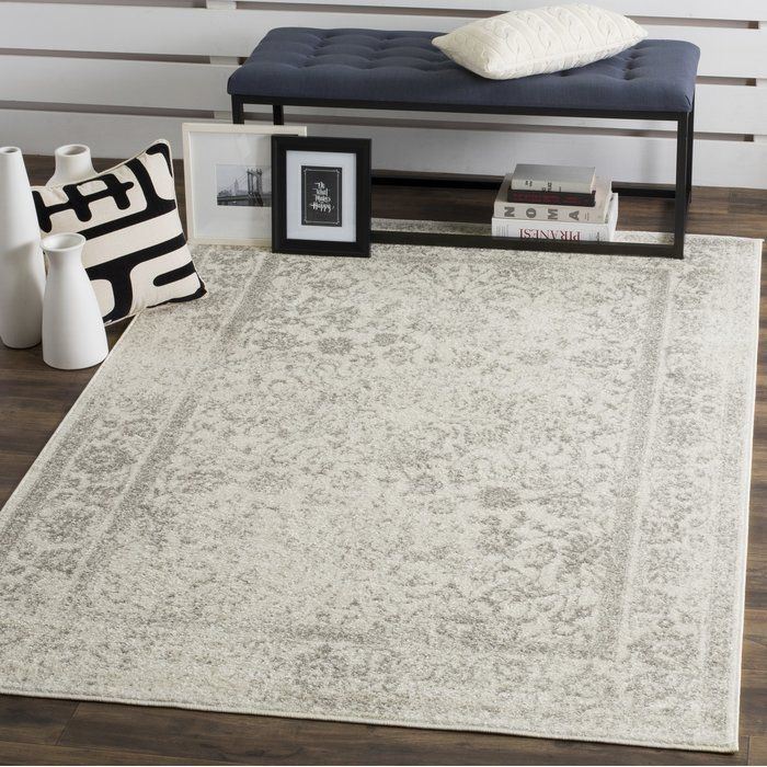 Deckland Oriental Handmade Tufted Natural Area Rug Large