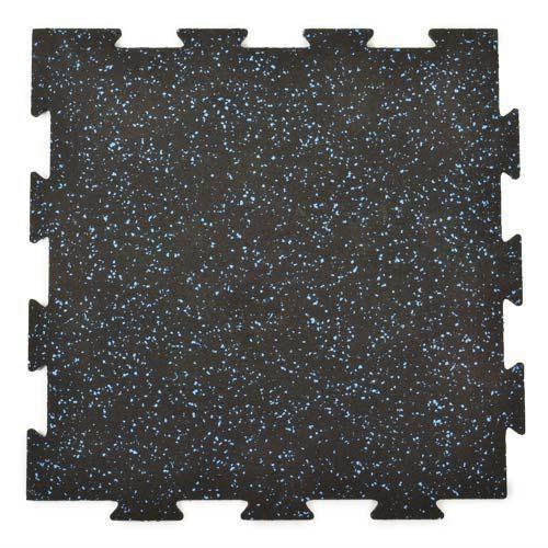 rubber tile interlocking 2x2 ft x 1 4 inch 20 color rubber tile rh pinterest com