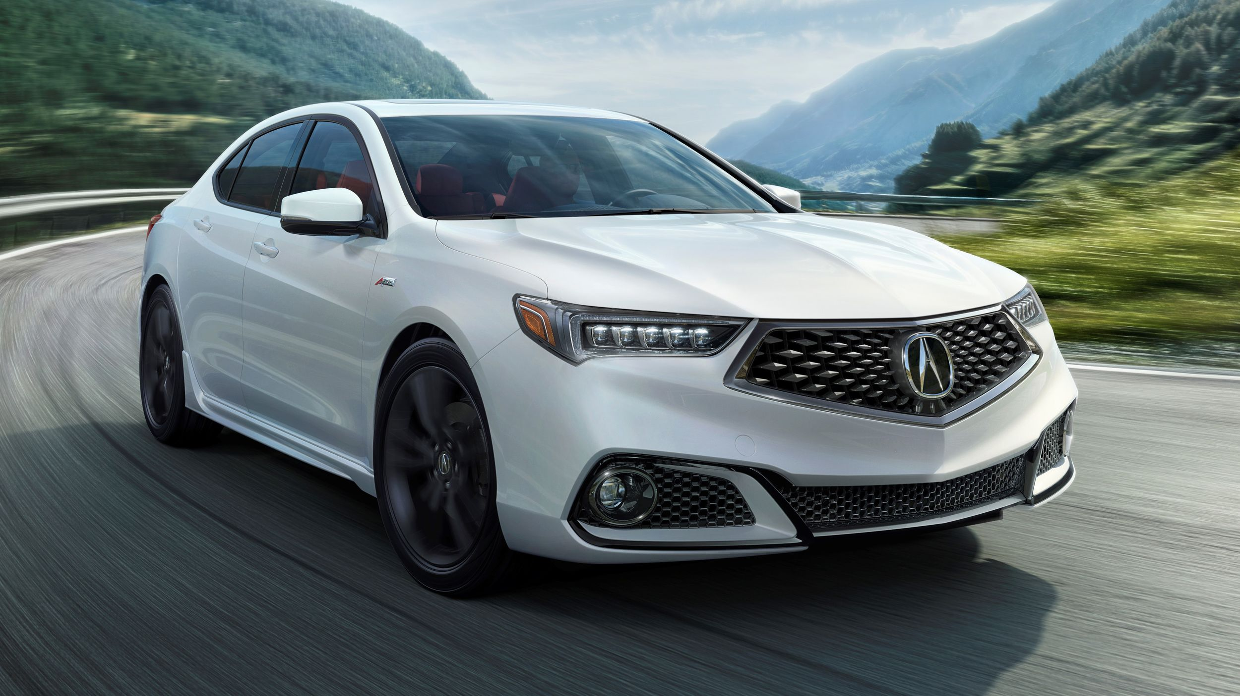2018 acura tlx release date review the facelifted 2018 acura tlx rh pinterest it