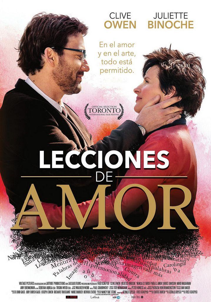 Lecciones De Amor Leccion De Amor Clive Owen Peliculas Completas