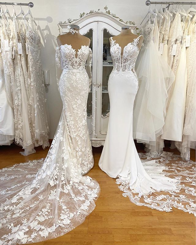 Wedding Weddingdress Bride Bridetobe Weddingdresses Sleeves Weddingdresswithsleeves Laceweddi In 2020 Wedding Dresses Lace Sheath Wedding Dress Wedding Dresses