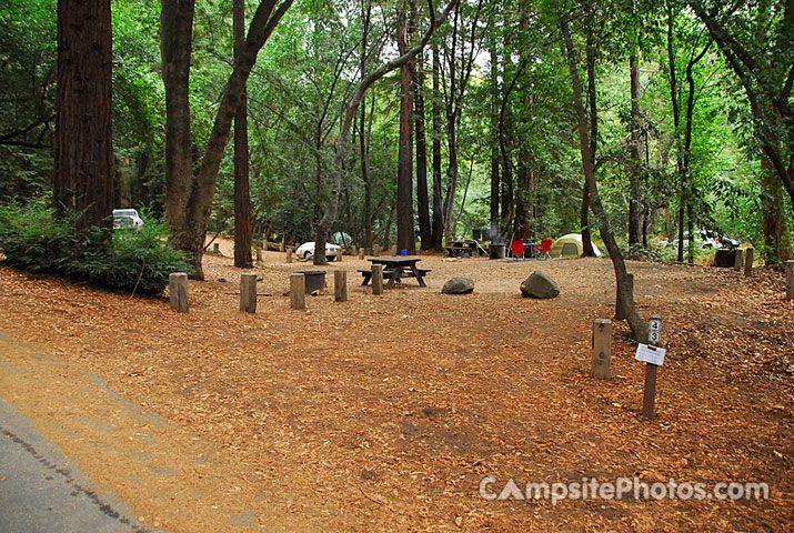 Pfeiffer Big Sur State Park Campsite Photos Info Reseravations Big Sur State Park State Parks Best Places To Camp