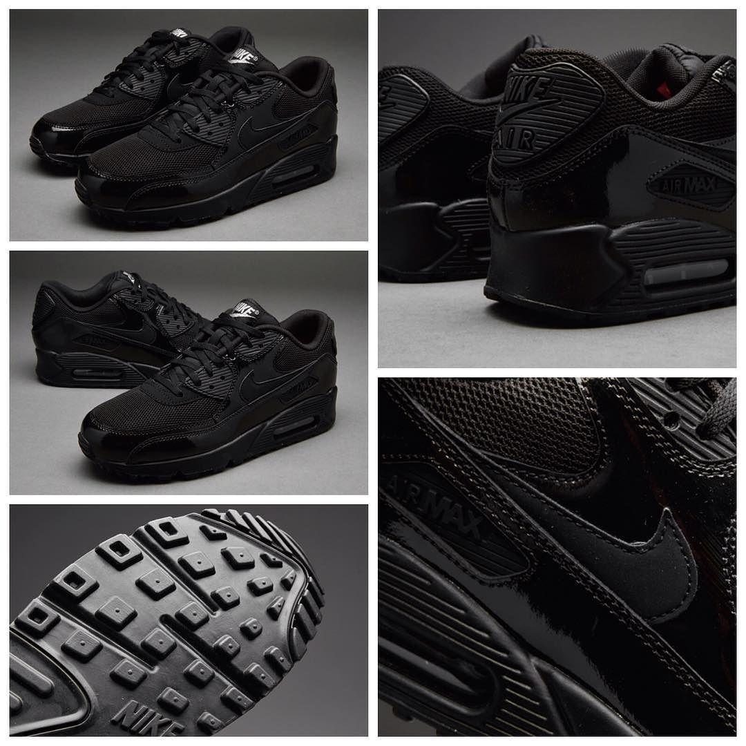 newest c85d4 fb920 Nike Sportswear Womens Air Max 90 Prem - Black   Metallic Silver قیمت  تومان  حراج کد محصول  استعلام موجودی و ثبت سفارش با کد محصول در تلگرام