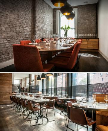 Charlie Bird Private Dining Room Address 5 King Street Soho