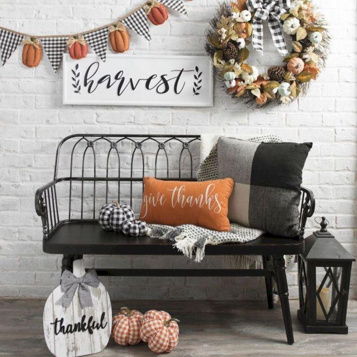 42 Fall Porch Decor Ideas for Your
