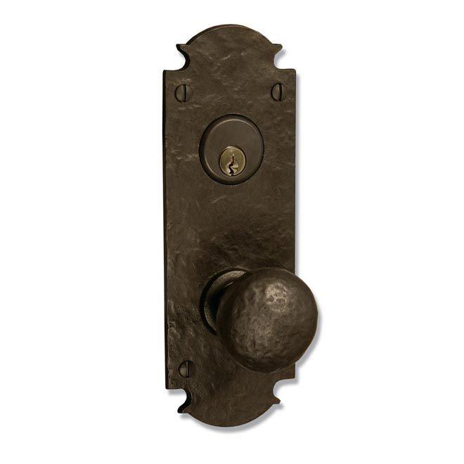 The Coastal Bronze 310 Series Solid Bronze Mortise Door Entry Set