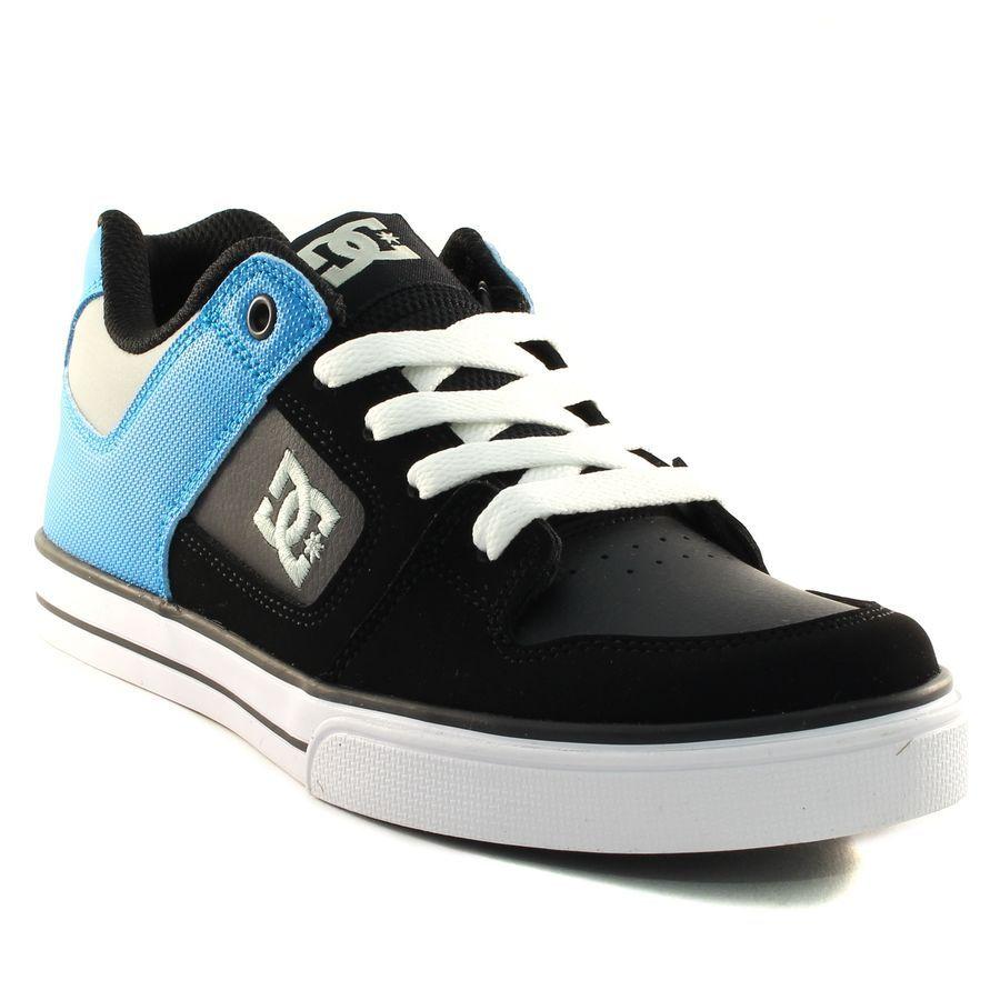 Chaussures DC Shoes Pure noires garçon 35 EU Chaussures DC Shoes Pure  noires garçon lfxMgTsZ 50e175c10d4