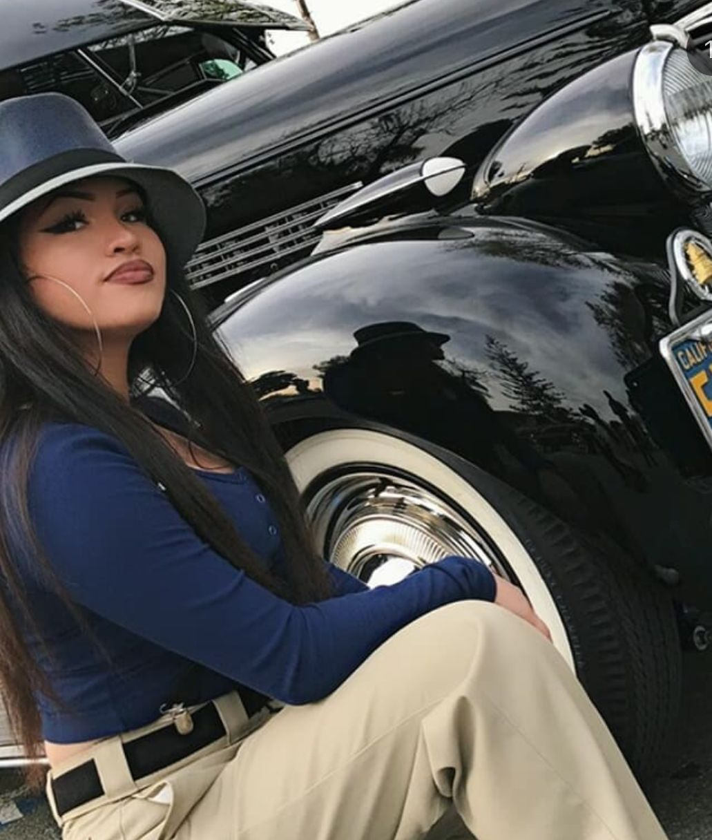Pin on cholas - Chicano pride images ...