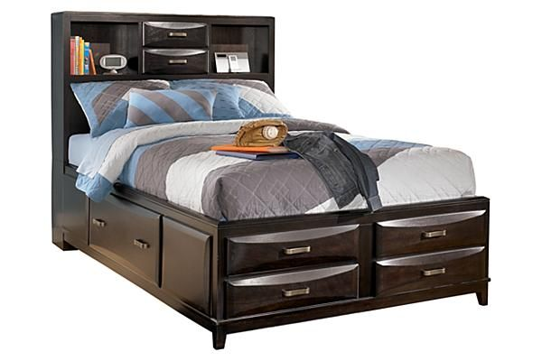 the kira youth storage bed from ashley furniture homestore afhs com rh pinterest com