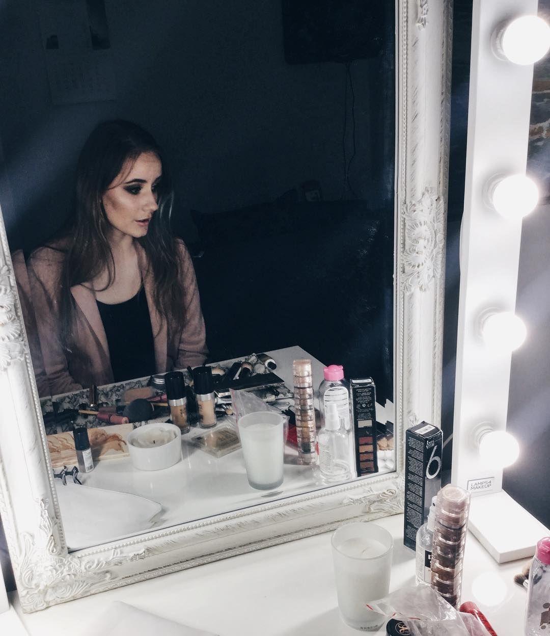 Wand Schminkspiegel Mit Beleuchtung Hollywood Mirror Light Makeup Mirror
