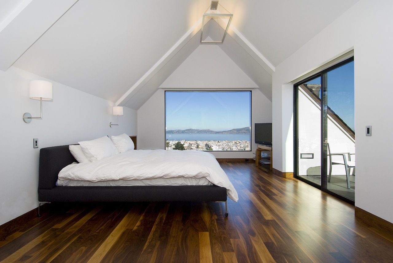 San Francisco Apartment Butler Armsden Architects San Francisco Interior Design Examples House And Home Magazine Attic Bedroom Designs