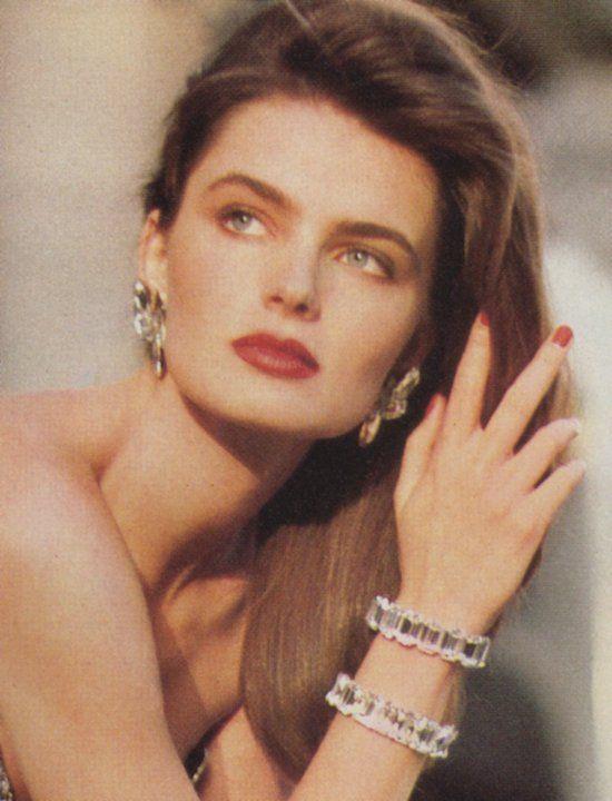 Paulina Porizkova Models61 Pinterest Paulina