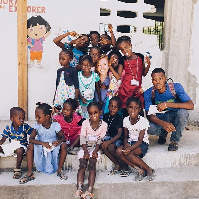 The Place I Left My Heart Mission Trip Photography Christian