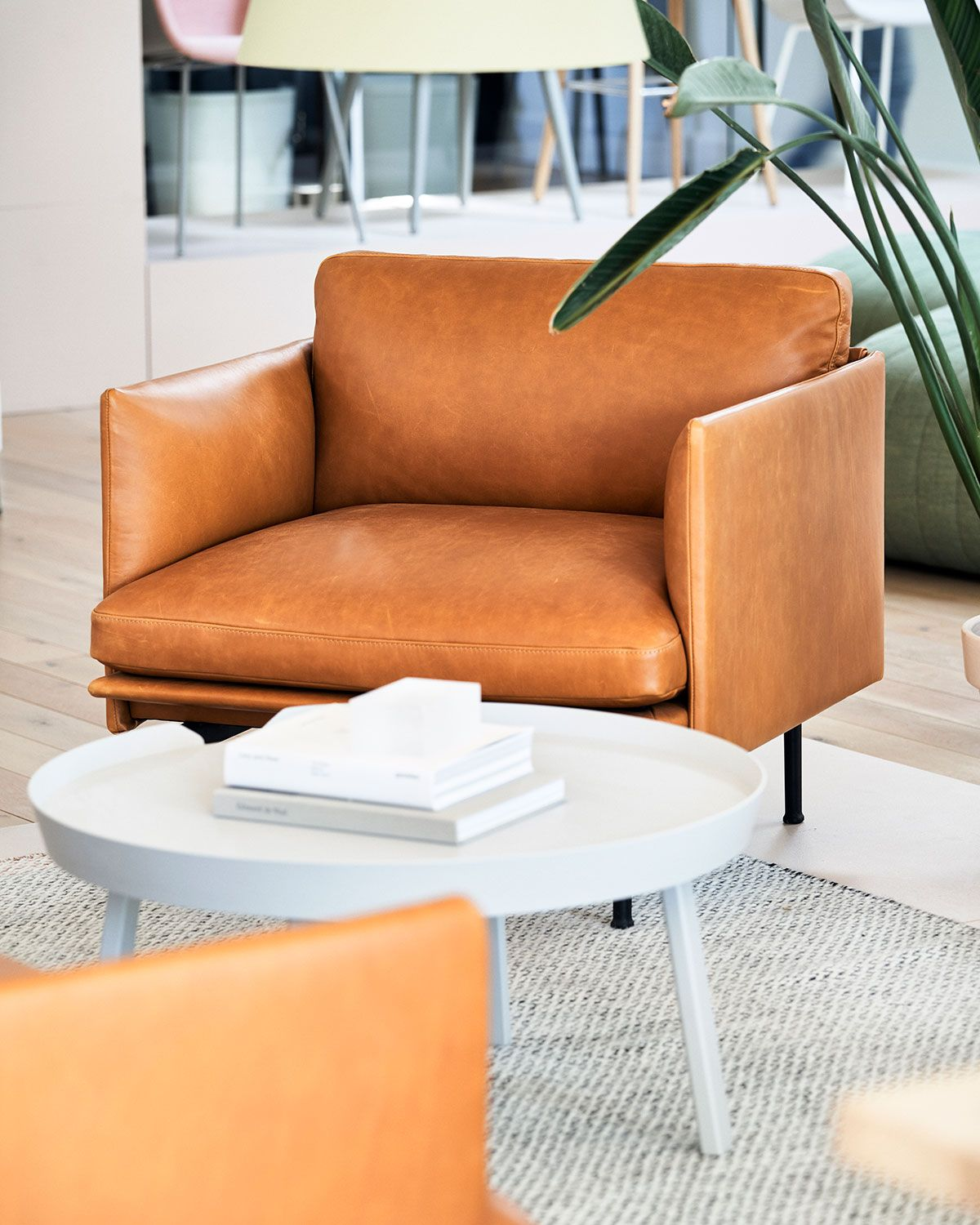 The Outline Series Adds New Perspectives To The Classic Scandinavian Design Sofas Of The 1 In 2020 Scandinavian Sofa Design Elegant Chair Scandinavian Furniture Design