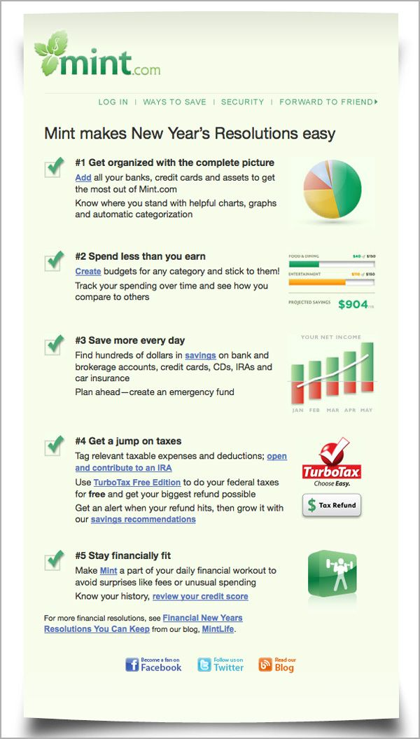 subtle background quick links impressive email newsletter