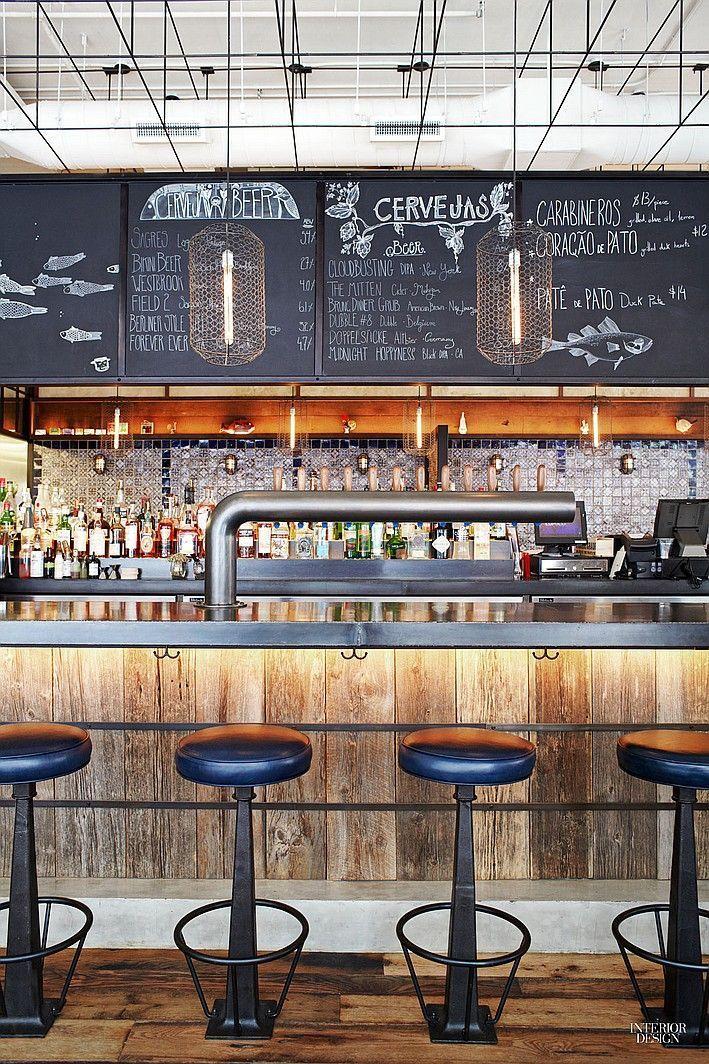 12 nyc restaurants serve up hot design project lupulo firm creme site garment district restaurantdesign