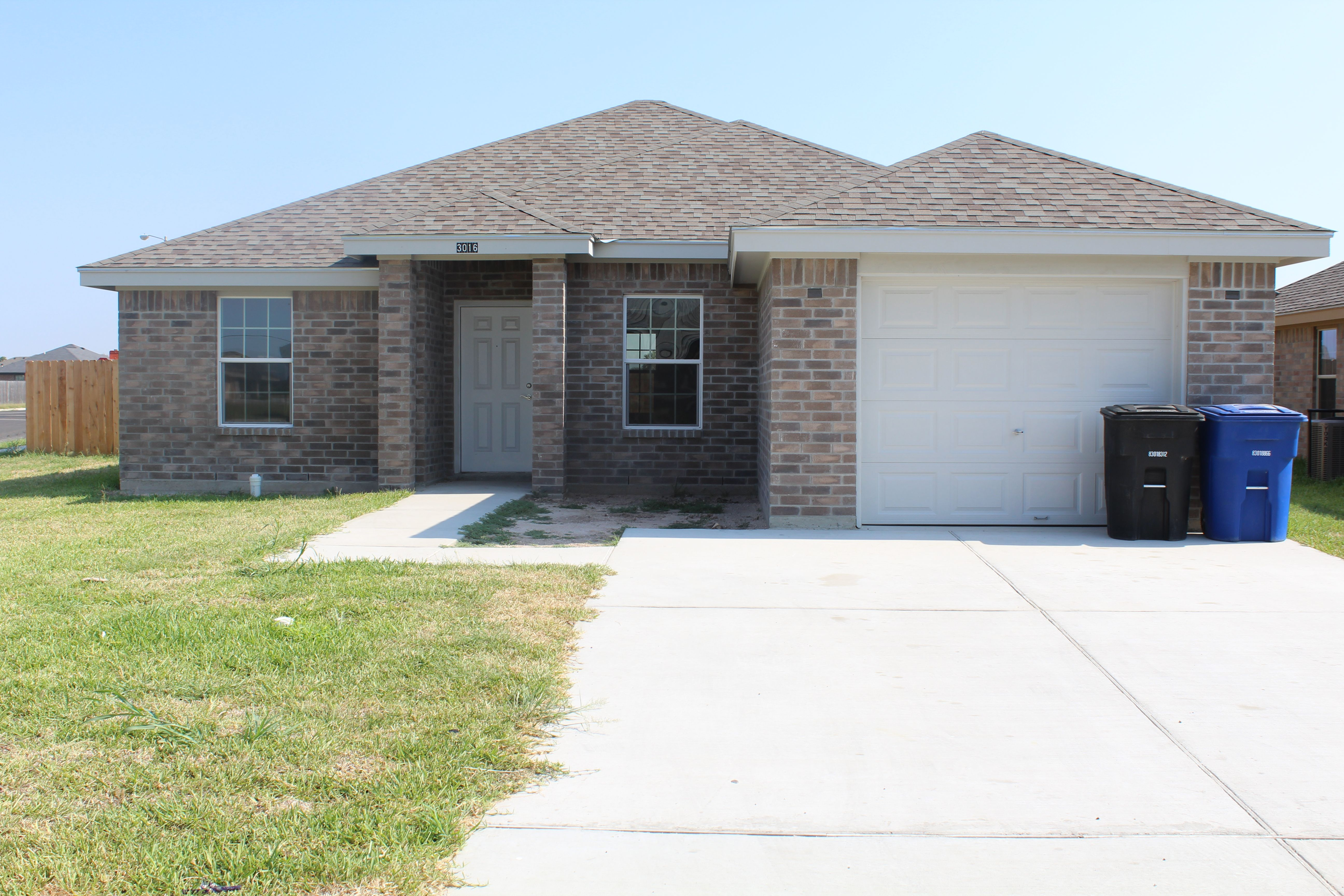 example of a home built at affordable homes of south texas ahsti rh pinterest com