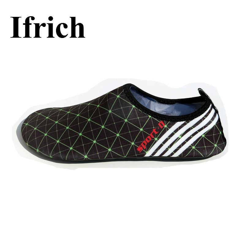 Ifrich Couples Swim Shoe 2017 Water Shoes Womens Summer Ladies Pool Shoes For Swimming Cheap Mens Water Shoes Beach Sport