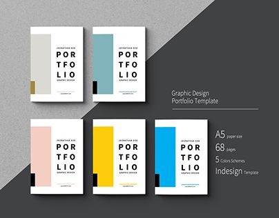 Pin By Adek Fotografia On Graphic Design Porfolio Template