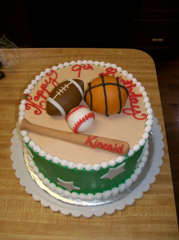 sports Birthday Cake Clip Art Its my party and ill cry if I want