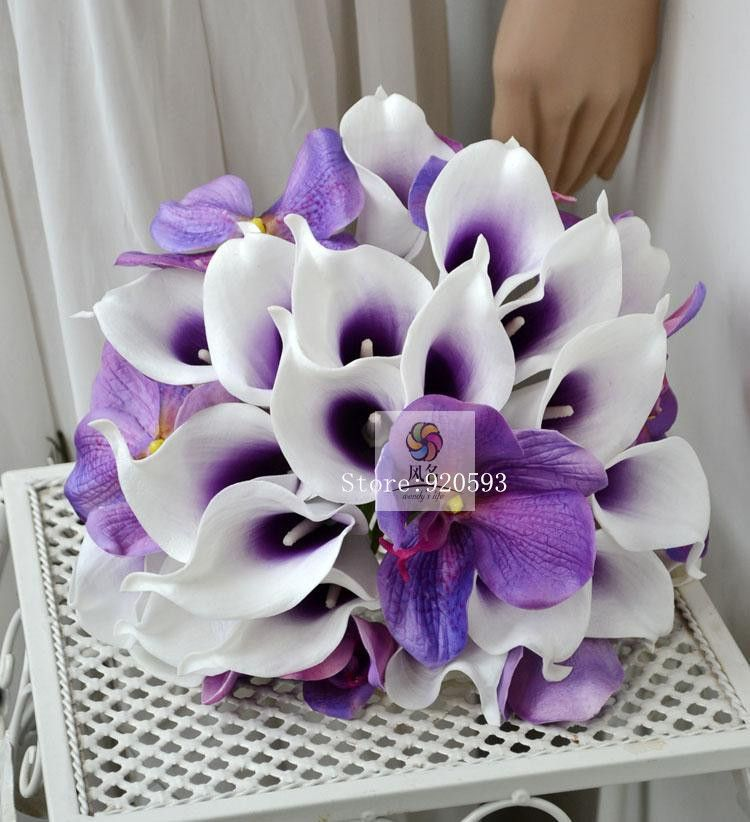wedding centerpieces fake flowers%0A Cheap flower bouquet delivery  Buy Quality flower pen bouquet directly from  China flowers river Suppliers  Free Fresh rose Artificial Flowers Real  Touch