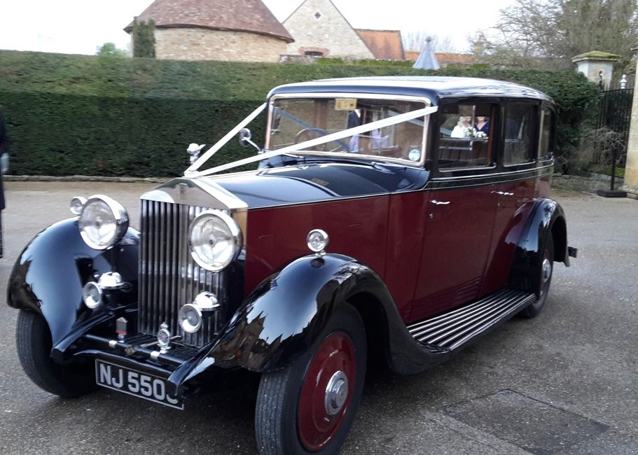 1934 Vintage Rolls Royce 20 25 From First Class Travel