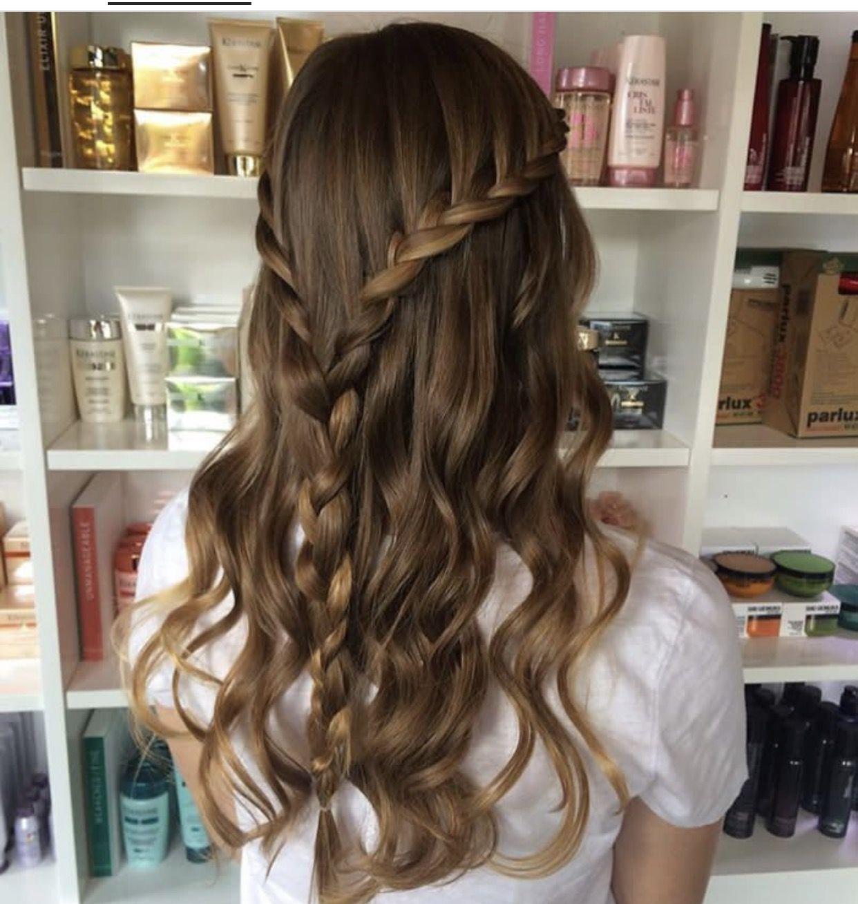 Pin by beth delmonte on long hair ideas pinterest