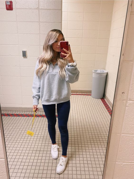 High School Outfits With Leggings : school, outfits, leggings, 90db9da4fc5414ab55a9fe495d555c06, Outfits, Leggings,