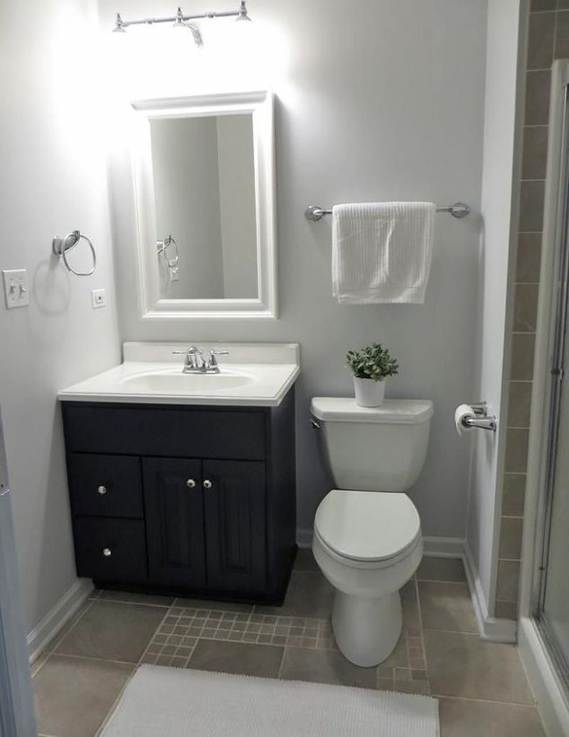 24 Pictures of Before and After Bathrooms